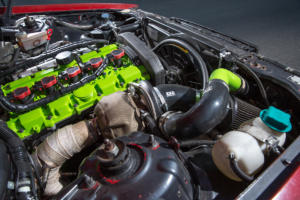 Volvo 740 GL Tuning Power-Limousine Finnland Turbomotor Performance