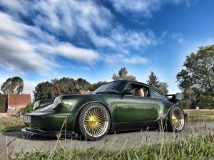 Wagenbauanstalt Porsche 911 Werksturbo 964 Tuning Breitbau Manufaktur Unikat