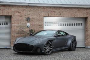 Wheelsandmore Aston Martin DBS Superleggera Supersportwagen Tuning Leistungssteigerung Felgen