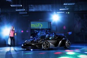 Wimmer Rennsporttechnik KTM X-Bow GT Carbon Sportwagen Heckmotor Tuning Leistungssteigerung DSG Doppelkupplungsgetriebe