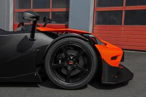 Wimmer Rennsporttechnik KTM X-Bow R Sportwagen Heckmotor Tuning Leistungssteigerung