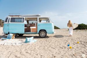 Yescapa Carsharing Vermietung Urlaub im VW Bulli Bartolomo Mallorca