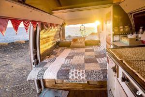 Yescapa Carsharing Vermietung Urlaub im VW Bulli Fabio Teneriffa