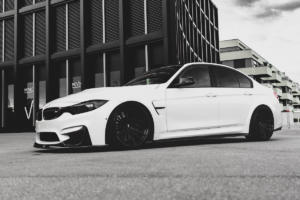 Yido Performance BMW M3 Tuning Felgen YP9.2 Forged Schmiederad Tieferlegung