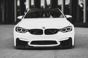 Yido Performance BMW M4 Coupé Tuning Felgen YP1.2 Forged Schmiederad Tieferlegung
