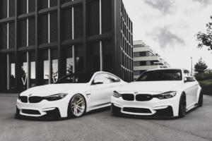 Yido Performance Felgen Räder BMW M3 M4
