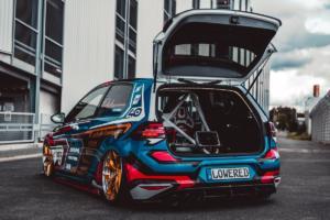 Yido Performance VW Golf GTI Clubsport Felgen Räder YP 7.2 Forged Bodykit Airride Tieferlegung Leistungssteigerung Bremsanlage