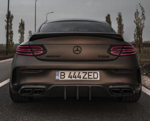 Z-Performance Mercedes-AMG C 63 S Coupé C205 Felgen ZP.FORGED 12