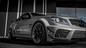 Z-Performance ZP.FORGED 5 Deep Concave Mercedes C204 C 63 AMG Coupe M&D Exclusive Cardesign Tuning Felgen