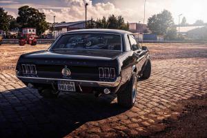Ford Mustang Velocitye