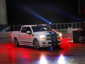 Shelby kick-off auf der Essen Motor Show