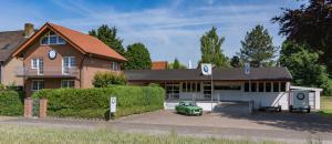 Der Unternehmenssitz in Löhne