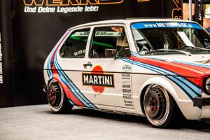 VW Golf I Martini