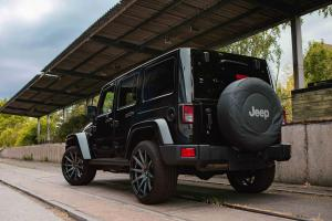 Jeep Wrangler Unlimited 75th Anniversary Edition von German Motors & Engineering (GME)