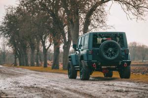 Jeep Wrangler GME Kompressor