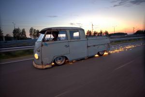 VW T1 Doka Pritsche