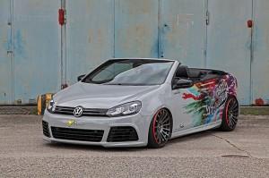 VW Golf 7 Cabrio Schmidt