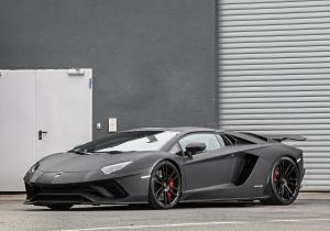 Lamborghini Aventador S-Presse von Wheelsandmore