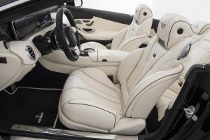 IAA Premiere Brabus 900 Cabrio
