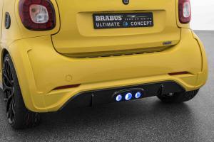 Brabus Smart E-Concept