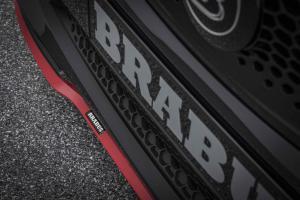 Brabus 125R (Basis Smart Fortwo Cabrio)