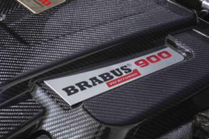 "Brabus G V12 900 ""One of Ten"""
