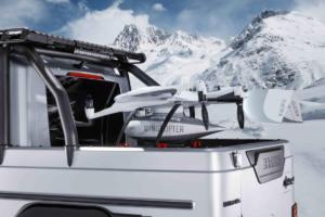 "Brabus 800 Adventure XLP ""First Edition"" (Basis Mercedes-AMG W463A G 63)"