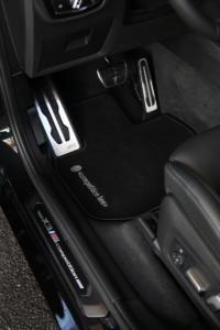 dÄHLer BMW X3 M Tuning Leistungssteigerung Felgen Abgasanlage