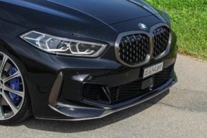 dÄHLer Competition Line BMW F40-M135i xDrive Tuning Leistungssteigerung Abgasanlage Fahrwerk Felgen