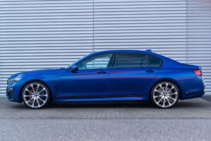dÄHLer Competition Line BMW G12 745Le xDrive Tuning Leistungssteigerung Fahrwerk Felgen Plug-in-Hybrid Luxuslimousine