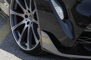 dÄHLer Competition Line Toyota GR Supra Tuning Leistungssteigerung Felgen Fahrwerk Abgasanlage Karosserieteile