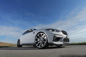 dÄHLer competition line BMW M2 Competition Sportcoupé Tuning Anbauteile Leistungssteigerung Felgen