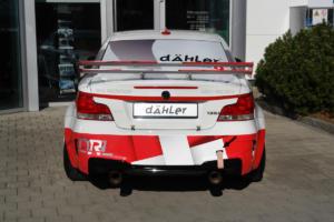 dÄHLer race line BMW E82 135i Motorsport-Rennwagen Coupé