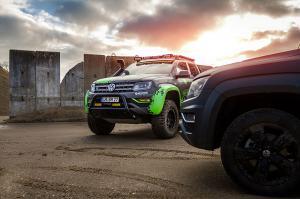 VW Amarok Offroad-Trimm BBM Motorsport