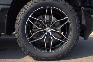 OX 24 Oxroad mit Teilegutachten für Dodge RAM 1500
