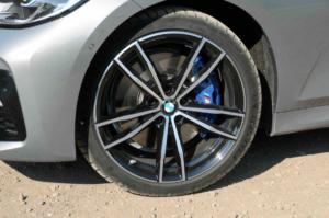 Testtrack, BMW 330d Touring