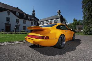 fPorsche 911 Feder leicht DP Motorsport