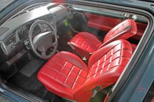 VW Golf III Wasser & Luft