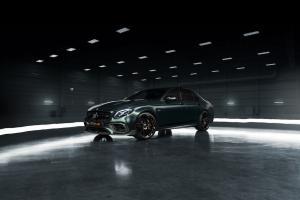 fostla.de Brabus 800 Limousine Mercedes-AMG E 63 S Tuning Leistungssteigerung Bodykit Folierung