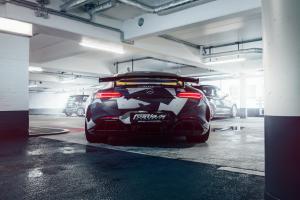 fostla.de Mercedes-AMG GT R Folierung Leistungssteigerung