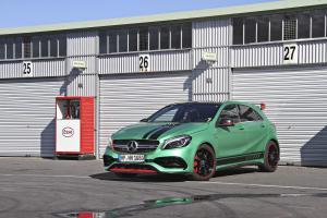 Mercedes-AMG A 45 4MATIC Leserfreisteller für Datenseite Kopie