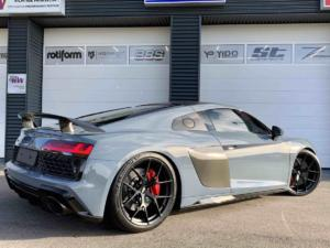 Audi R8 V10 performance quattro von TVW Car Design