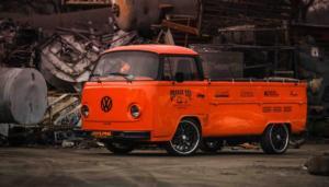 VW T2b Pritsche Alpine