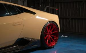 Lamborghini Huracan Performante Sand Metal