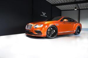 Bentley Continental Wheelsandmore