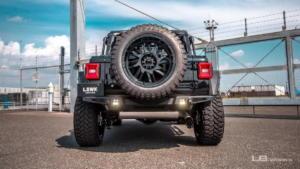 Jeep Wrangler Liberty Walk