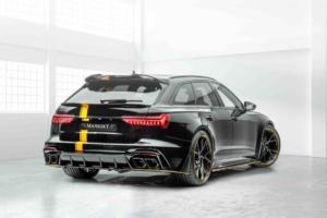 2020er Audi RS 6 Avant von Mansory