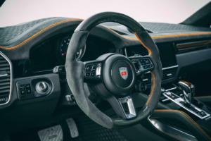Porsche Cayenne Turbo Coupé von Mansory