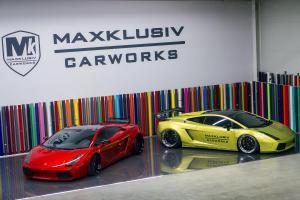 Lamborghini Gallardo mbDESIGN