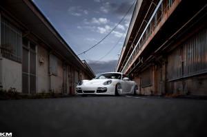 Porsche Cayman S KM Performance